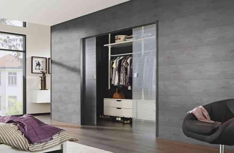 Wandverkleidung Wand Holz Münker