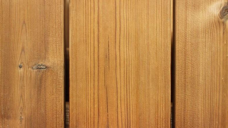 Terrassendiele Kiefer glatt