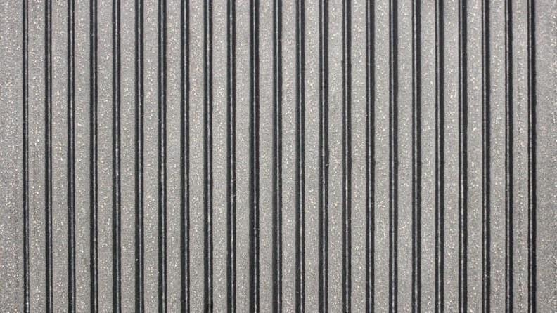 Terrassendielen WPC grau Detail